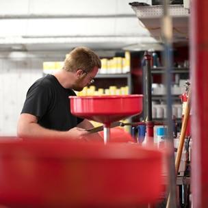 Diesel & Gas Fuel Services